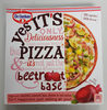 Pizza beetroot base - Product