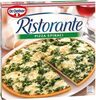 Pizza spinachi - Product