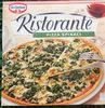 Ristorante - Pizza Spinaci - Producte