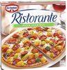 Ristorante: Pizza vegetale - Producto