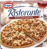Bolognesa pizza con carne de ternera - Product