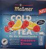 Cold tea - Product