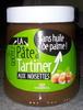 La Pâte à tartiner aux noisettes sans huile de palme - Produit