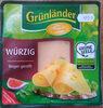 würzig - Produit