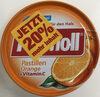 Pulmoll Pastillen Orange + Vitamin C - Product