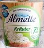Frischkäsezubereitung Kräuter 7% Fett - Produkt