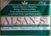 Alsan-S - Produkt