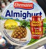 Ehrmann Almughurt Ananas - Produit