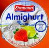 Almighurt Erdbeere-Limette-Mascarpone - Produkt