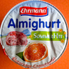 Almighurt SommerHit Blutorange-Granatapfel - Produkt