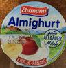 Almighurt Kirsche-Banane - Product