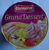 Grand Dessert Vanille mit Himbeersahne - Produkt