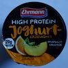 Ehrmann High Protein Joghurt Erzeugnis Pfirsich Orange - Produkt