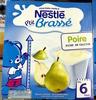 P'tit Brassé Poire - Produit