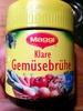 Klare Gemüsebrühe - Product