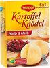 Maggi 6 Knödel Halb / Halb - Produit