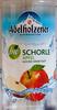 Adelholzener bio Schorle Apfel - Produkt