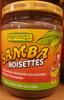 Samba noisettes - Pâte à tartiner chocolatée aux noisettes - Product