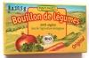 Bouillon de légumes Original Bio (8 tablettes) - Product