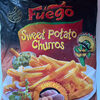 Fuego Sweet Potato churros - Product