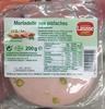 Mortadelle aux pistaches - Produit
