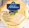 Almkäse cremig-mild - Produkt