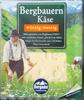 Bergbauern Käse würzig-nussig - Produkt