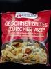 """Geschnetzeltes """"Züricher Art"""" - Prodotto"""