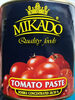 Tomato paste double concentrated - Product