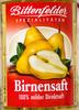 Birnensaft - Prodotto