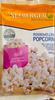 Mikrowellen Popcorn süß - Produkt