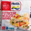 Fettuccine Wildlachs & Schrimps - Produkt