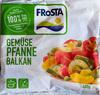 Gemüse Pfanne Balkan - Produkt