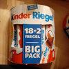Kinder Riegel 18er Big Pack + 2 Gratis - Product
