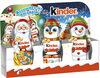 Kinder mini moulage confiserie en forme de personnage recouverte de chocolat superieur au lait 15gx3 - Product