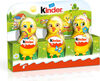 Kinder mini moulage 15gx3 personnages - Product
