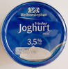 Frischer Joghurt mild 3,5% Fett - Produit