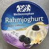 Rahmjoghurt Typ Brombeere-Bayerisch Creme - Product