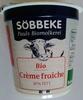 Crème fraîche - Prodotto