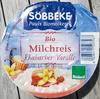 Bio Milchreis Rhabarber-Vanille - Prodotto