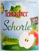Schorle Apfel - Produkt