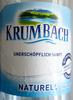Krumbach Naturell - Product