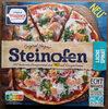 Steinofen Pizza Lachs Spinat - Produit