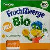 FruchtZwerge Bio Aprikose - Produkt