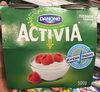 Activia himbeere - Produit