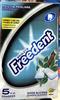 Freedent Menthe Réglisse - Product