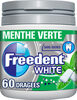 Freedent white menthe verte - Product