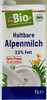 Haltbare Alpenmilch 3,5 % Fett - Produkt