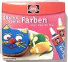 Schwartau 4 Back & Speise Farben (Grün, Gelb, Rot, Blau) - Product