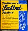 dallmann's salbei bonbons - Produkt